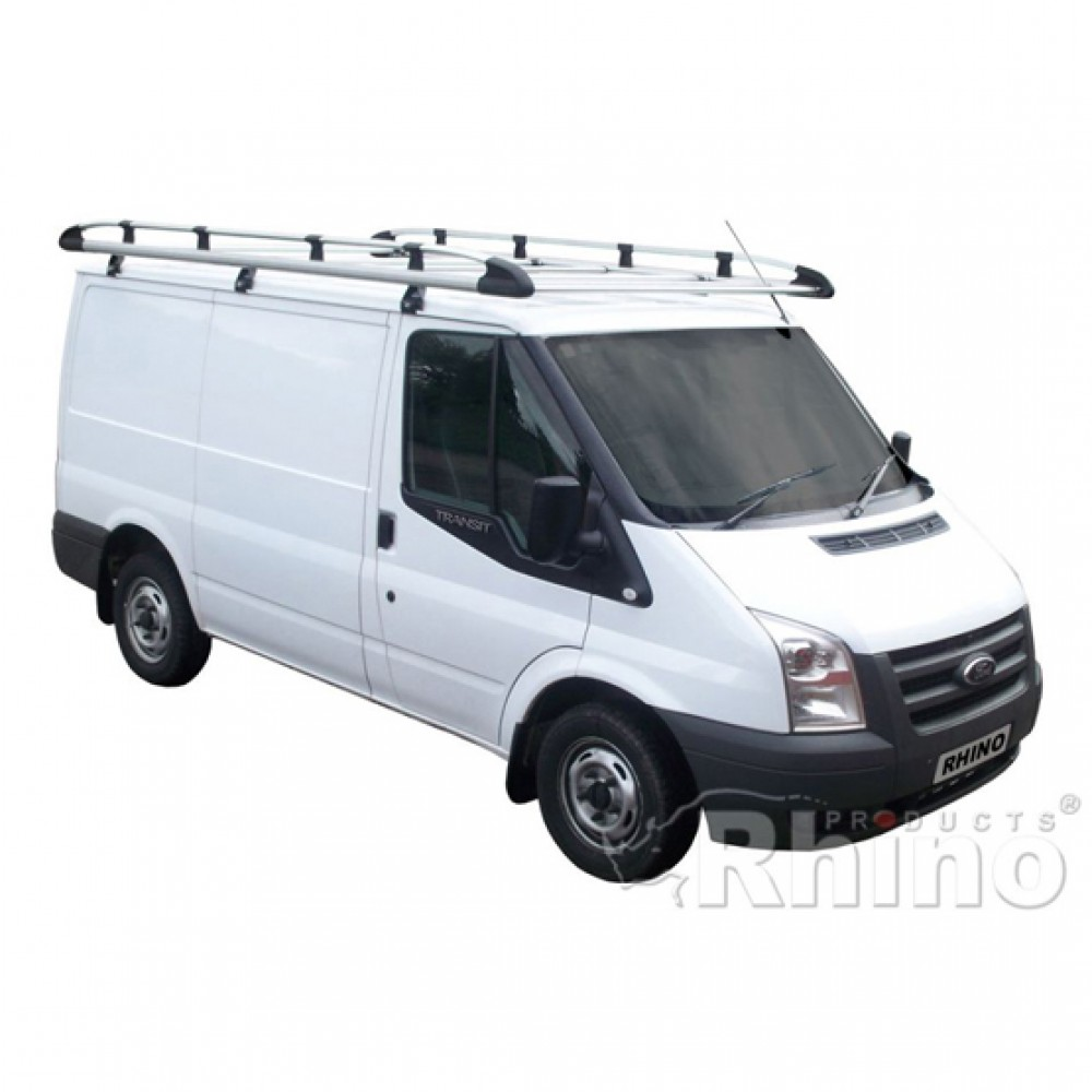 Get A Rhino Aluminium Rack A528 For Your Commercial Van