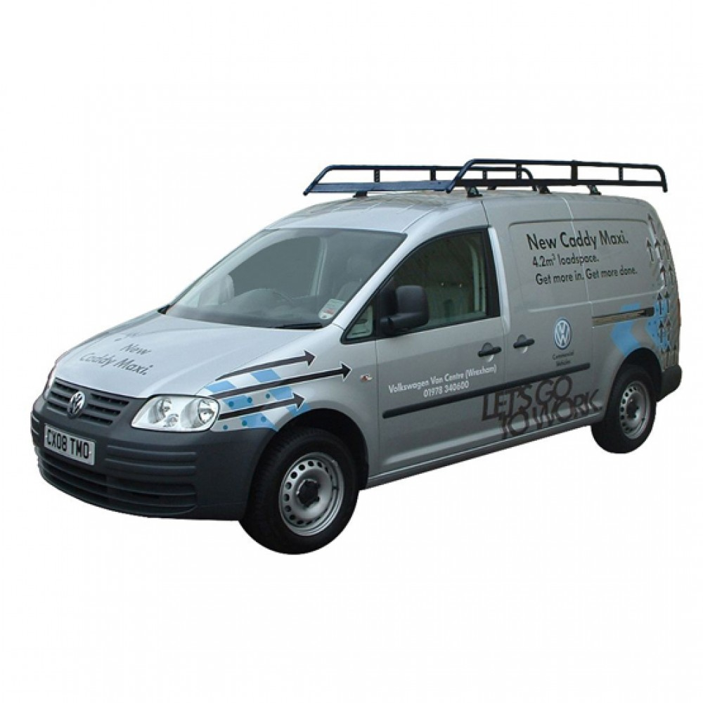 get a vw caddy maxi rhino roof rack r586 for your. Black Bedroom Furniture Sets. Home Design Ideas