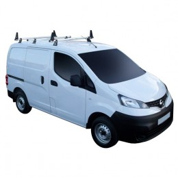 Nissan NV200 Roof Racks and Bars - Rhino Commercial