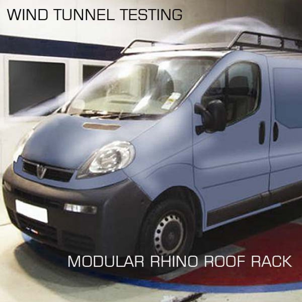 Get A Rhino Modular Roof Rack R575 For Your Commercial